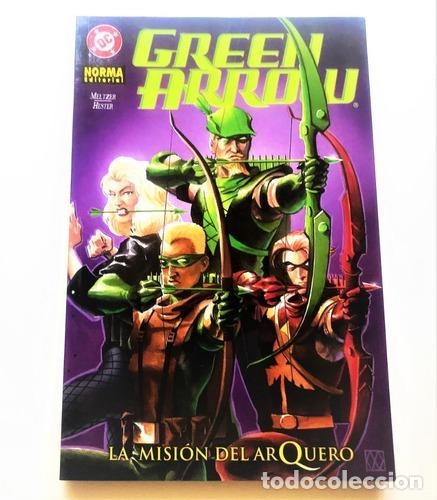 Cómic Green Arrow