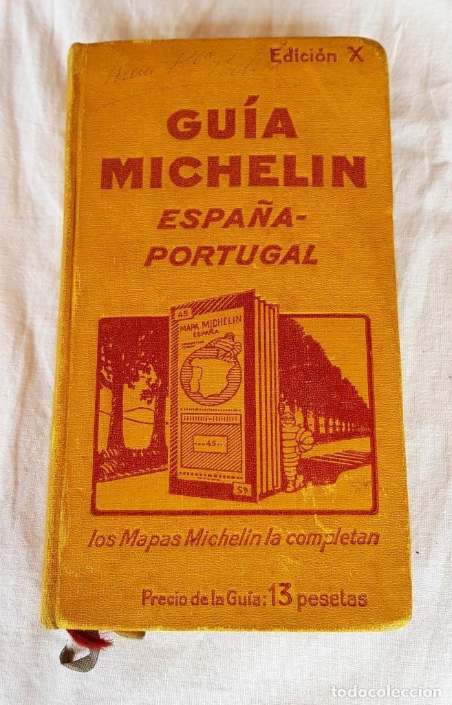 Guía Michelín España-Portugal