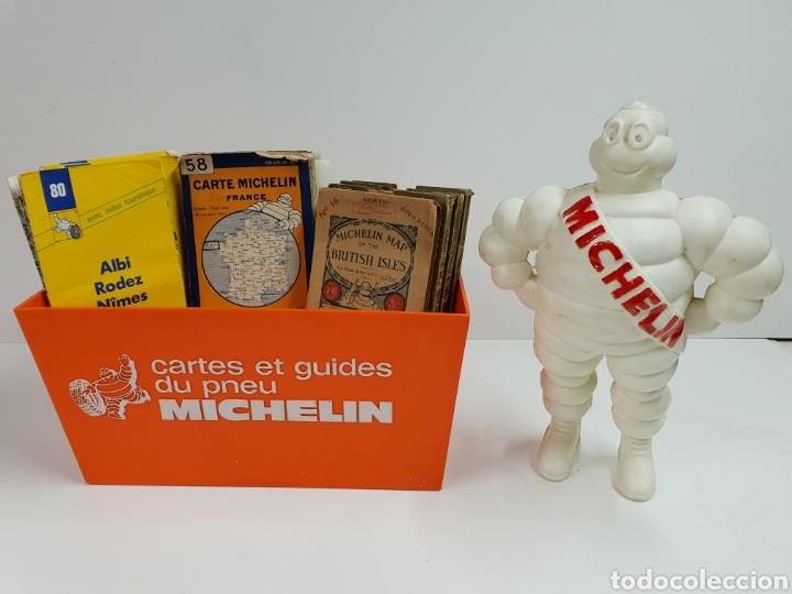Guía Michelín Bibendum