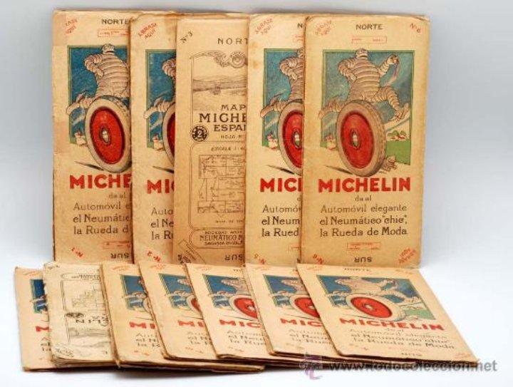 Guías Michelín