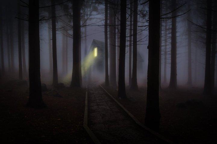 Halloween - Mansión encantada