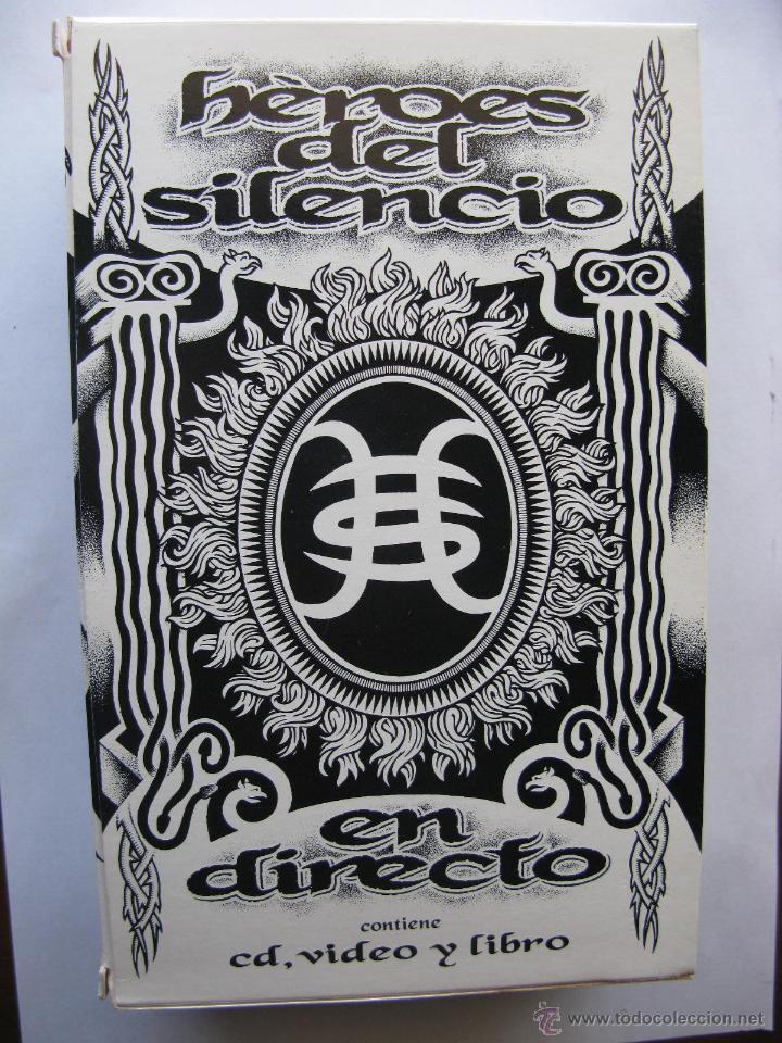 Héroes del silencio en directo