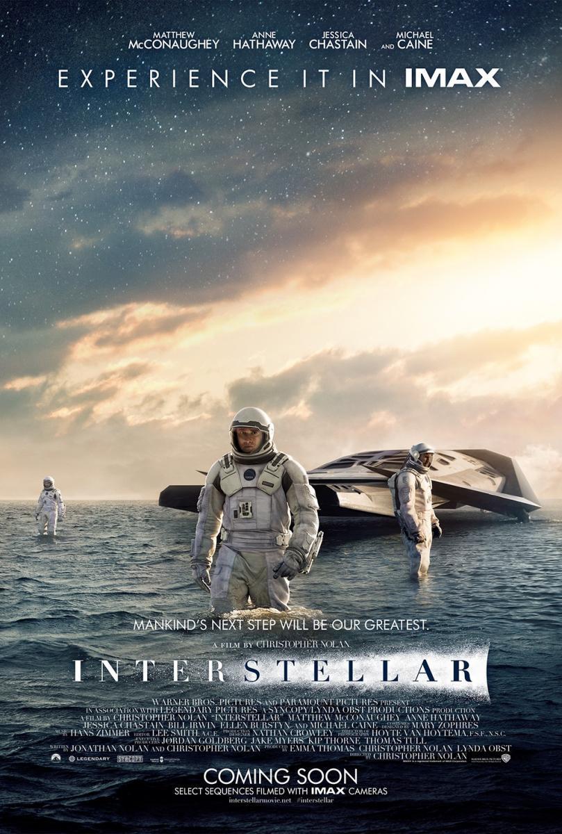 Película Interstellar