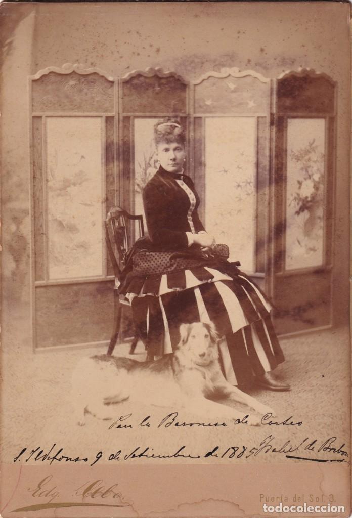 Isabel de Borbón (La Chata)