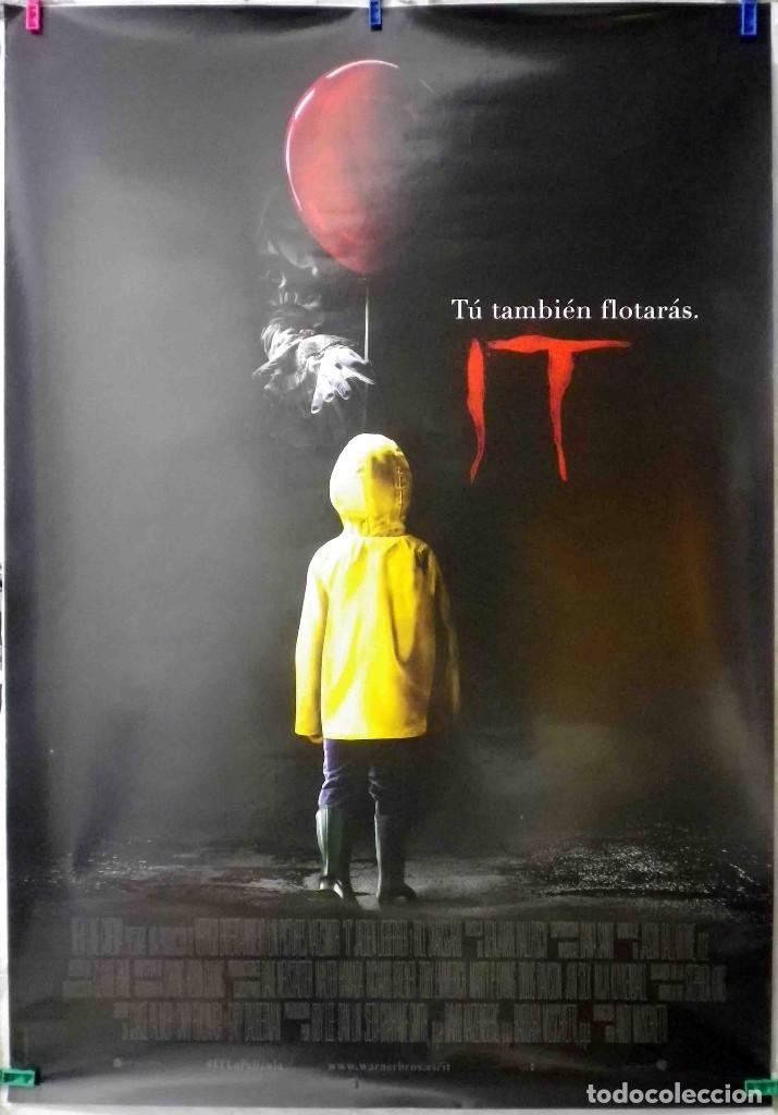 It (Stephen King), cartel de cine original de la película