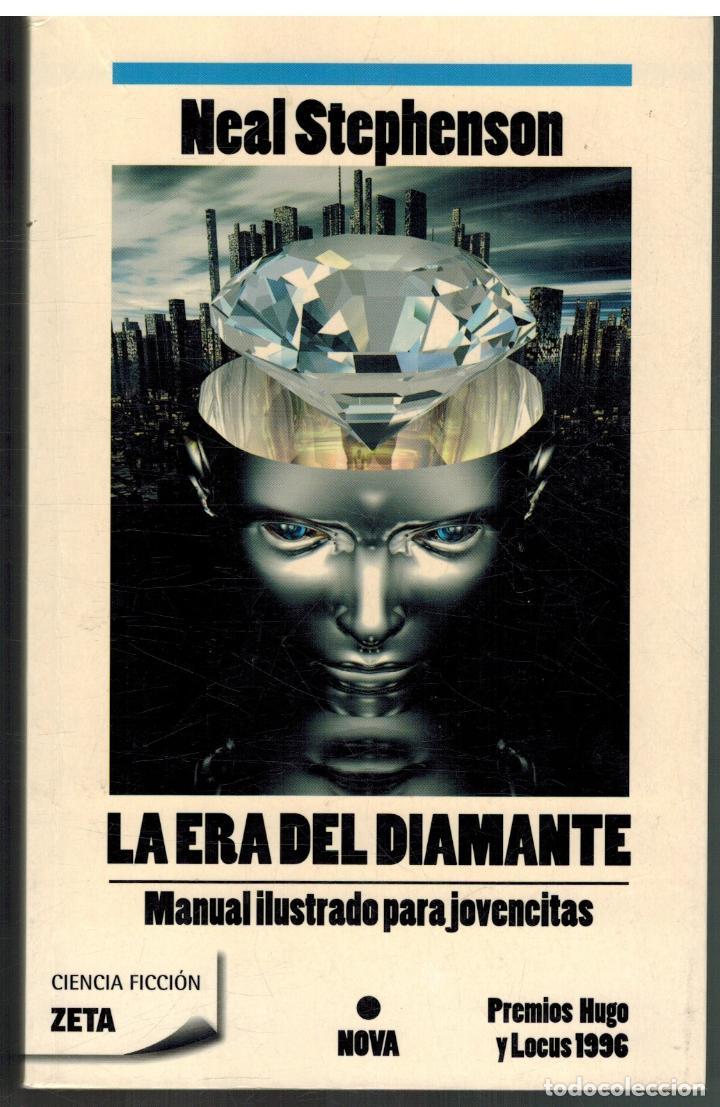 La era del diamante de Neal Stephenson