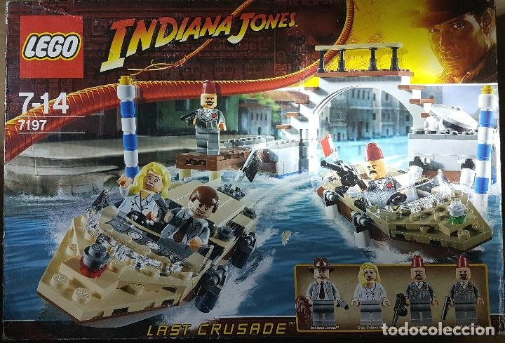Lego de Indiana Jones