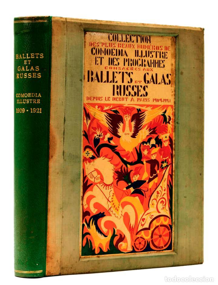 Libro de Ballets y Galas Rusos (1909-1921)