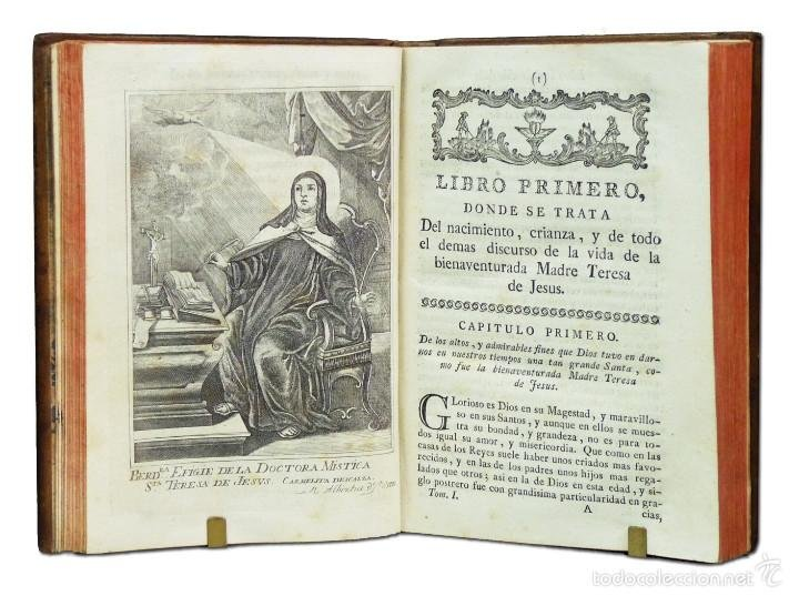 Libro de Santa Teresa de Jesús