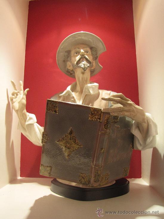 Quijote de Lladró