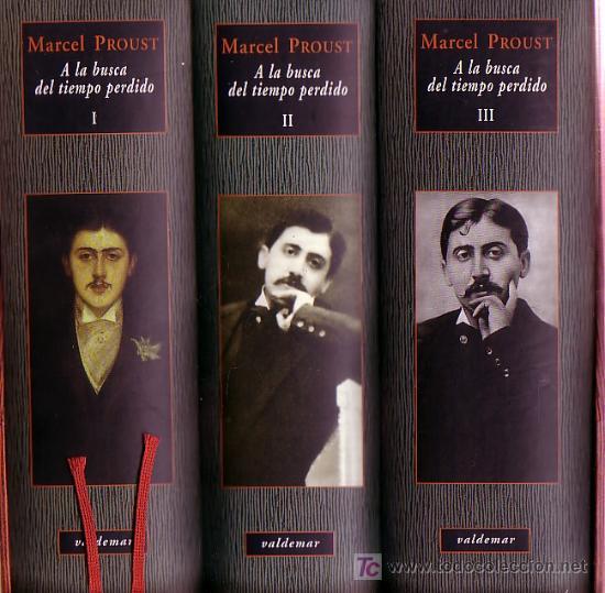 Valdemar Clásicos: Marcel Proust