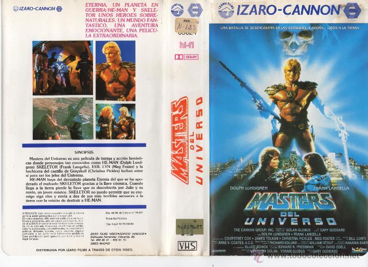 Película Masters del Universo