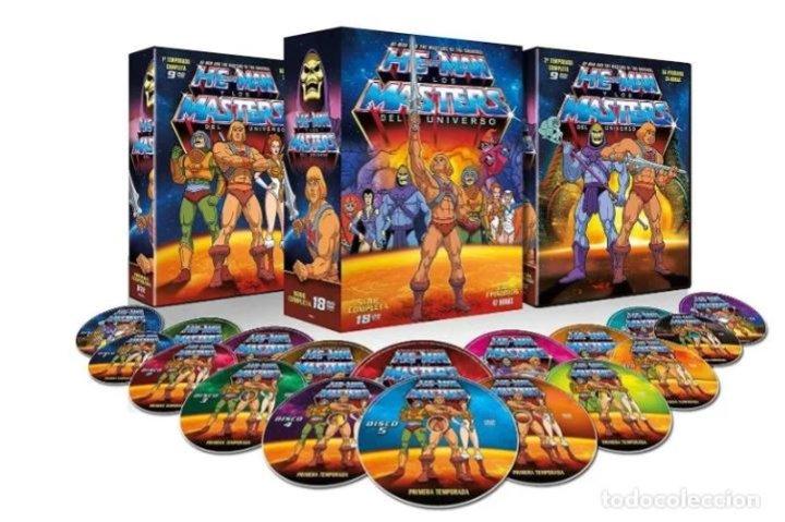 Serie Masters del Universo