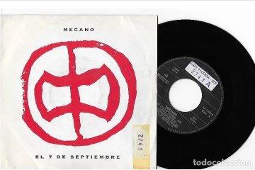 Disco de Mecano, El 7 de septiembre