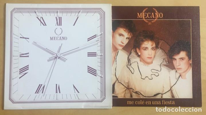 Disco de Mecano