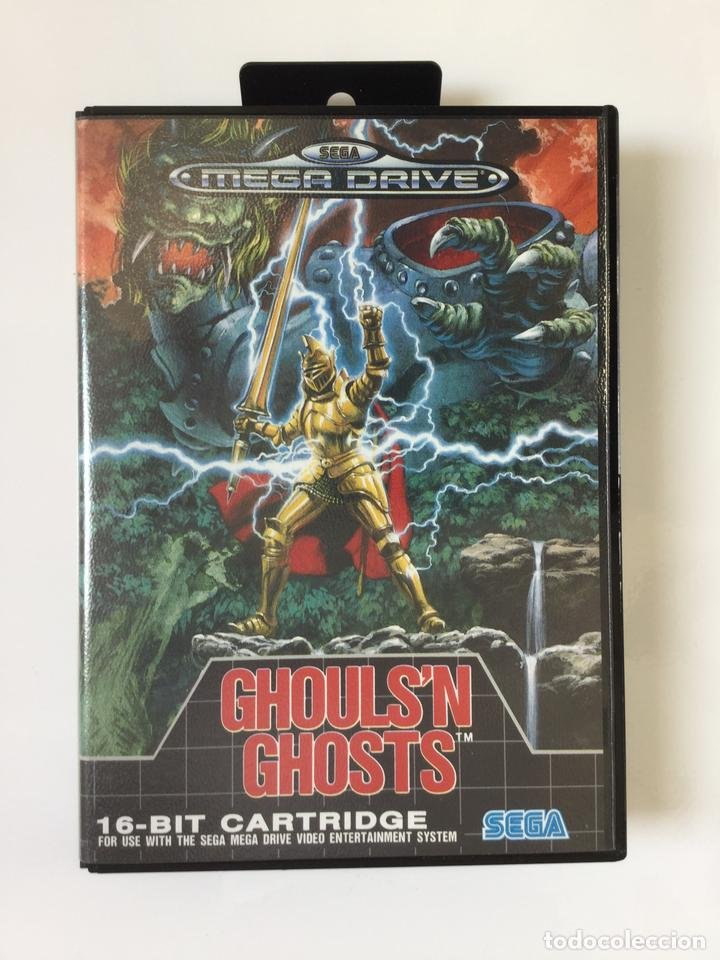 Ghouls'n Ghost de Sega Mega Drive