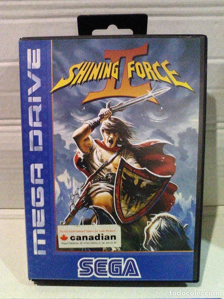 Shining Force II de Sega Mega Drive