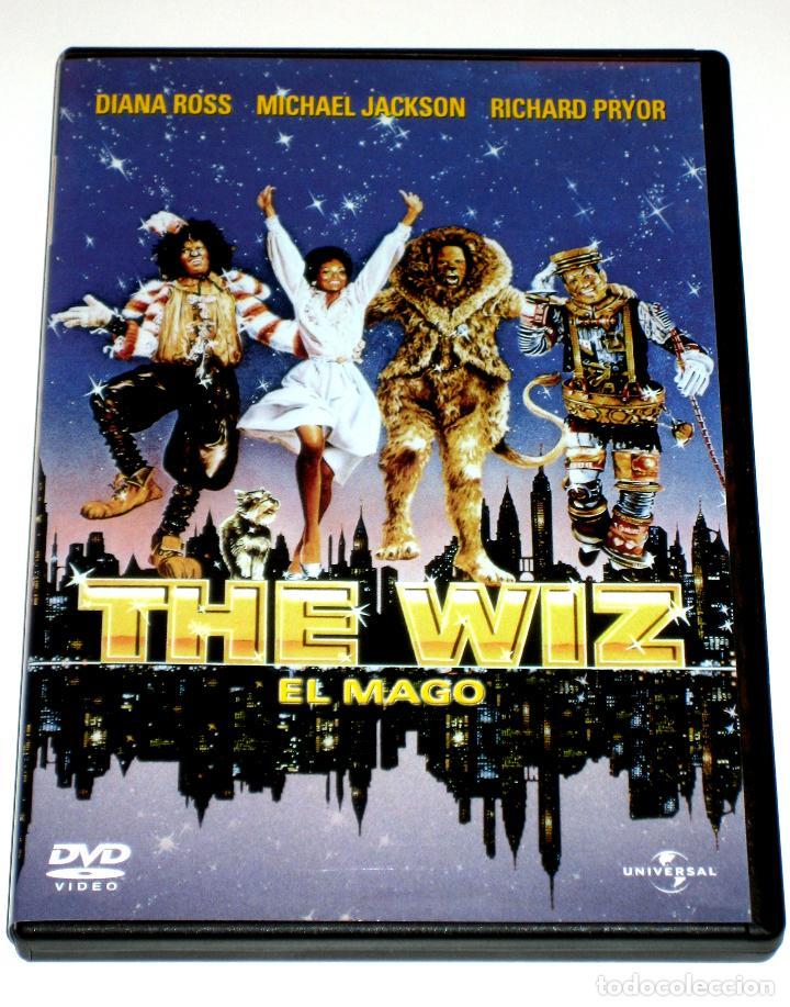 Michael Jackson, El mago de Oz