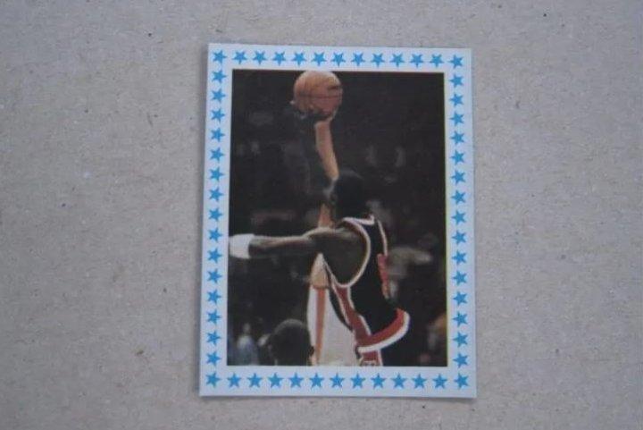 Cromo Michael Jordan Rookie NBA