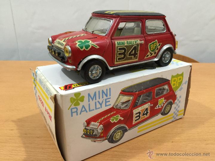 Coche Guisval Mini rallye