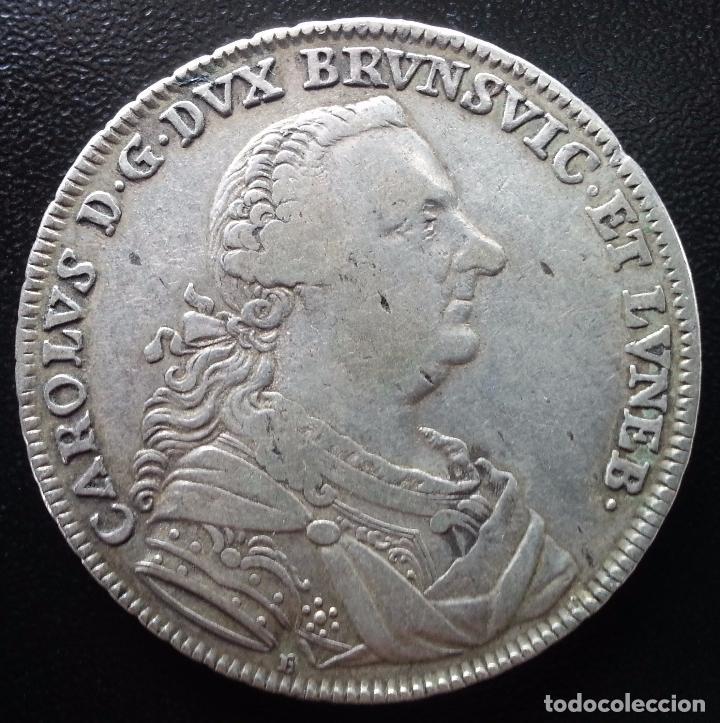 Moneda Carlos I (1765)