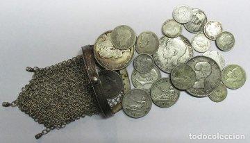 Monedas antiguas de colección