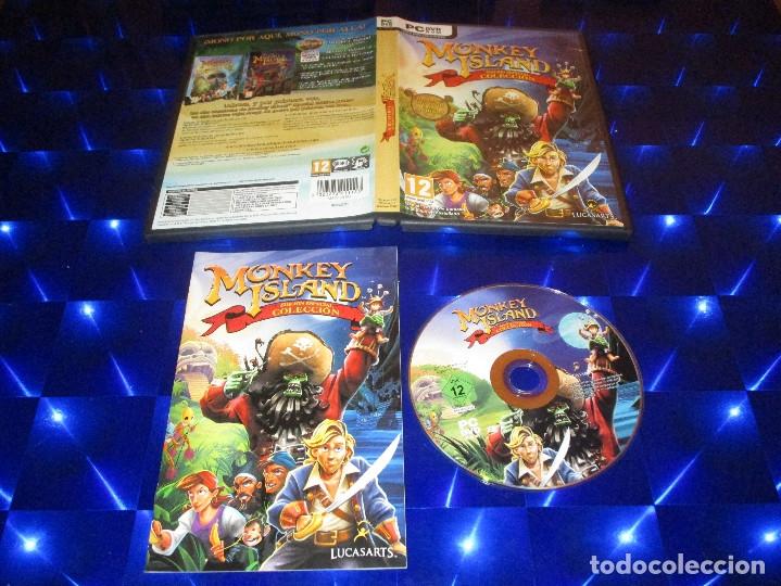 Monkey Island videojuego