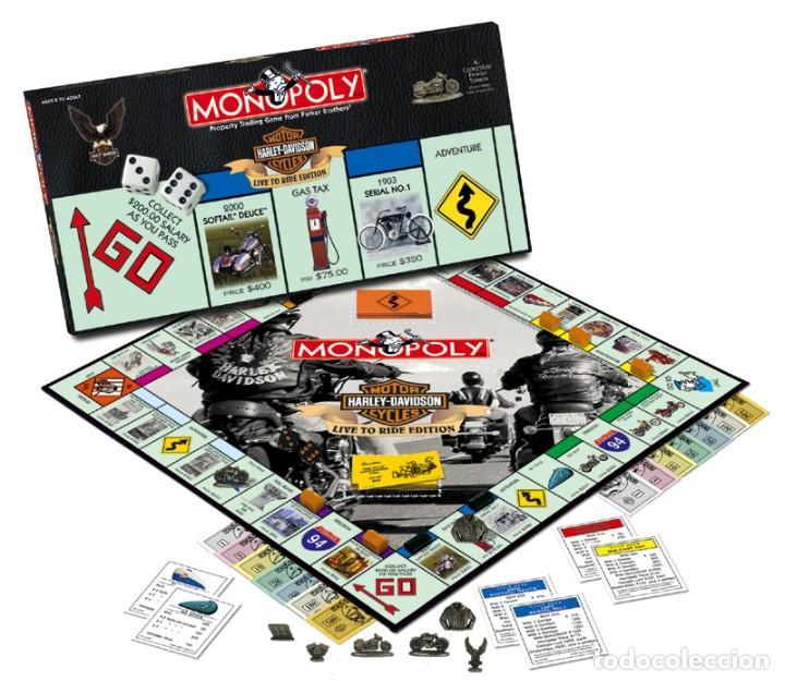 Monopoly Harley Davidson
