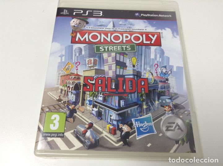 Videojuego Monopoly PS3
