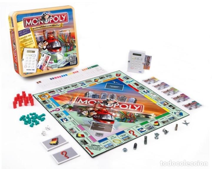 Monopoly Visa España
