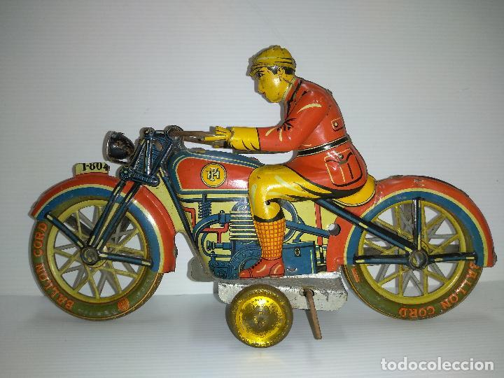 Moto de Payá
