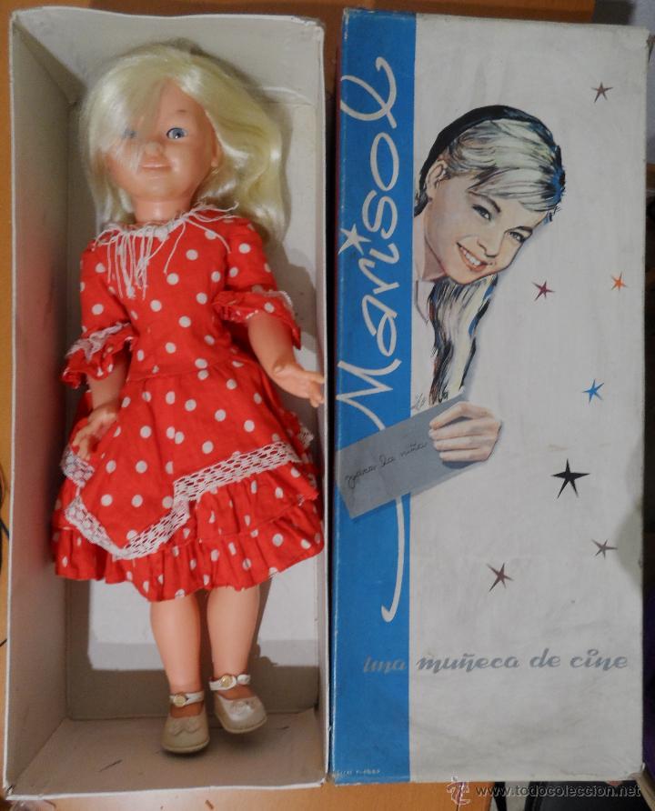 Muñeca de Marisol
