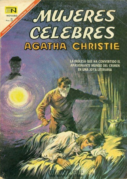 Agatha Christie, Mujeres Célebres de Novaro