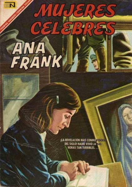 Anna Frank, Mújeres Celebres