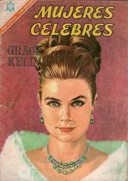Grace Kelly, Mujeres célebres de Novaro