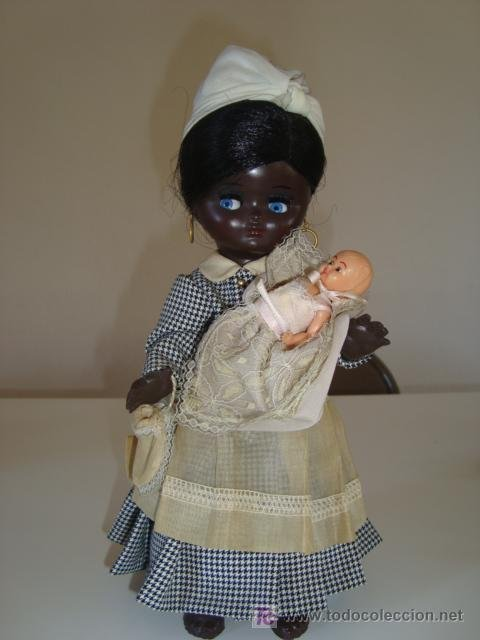 Muñecas sirvientas - Juguetes que ya no se venderían