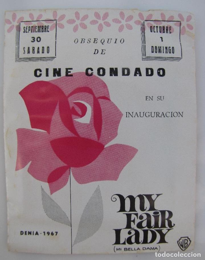 Pañuelo troquelado My fair lady