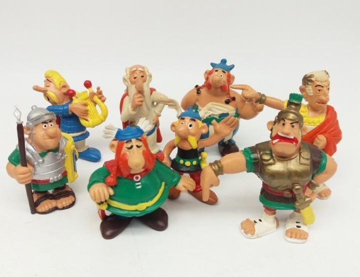 Personajes de Asterix