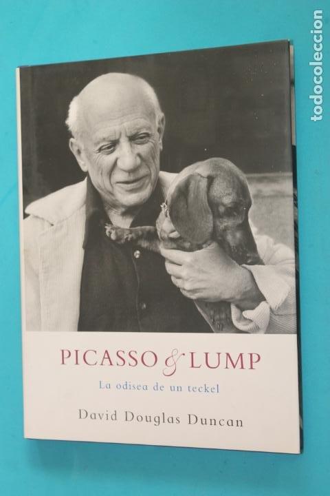 Libro Picasso & Lump