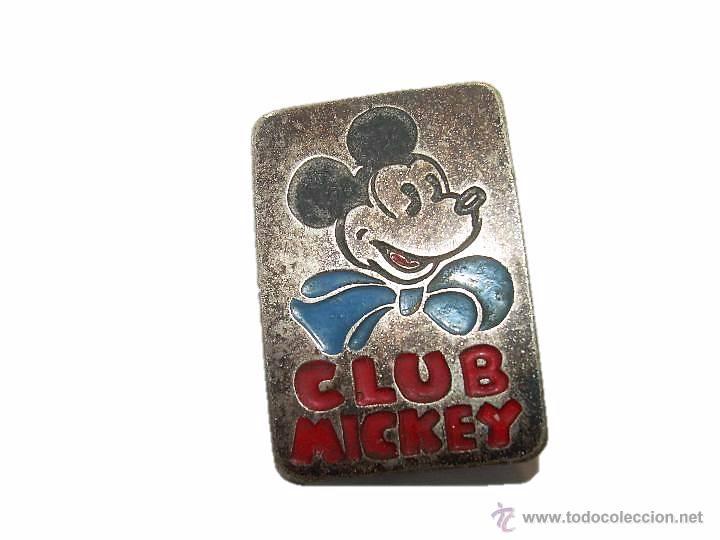 Pin de Mickey Disney