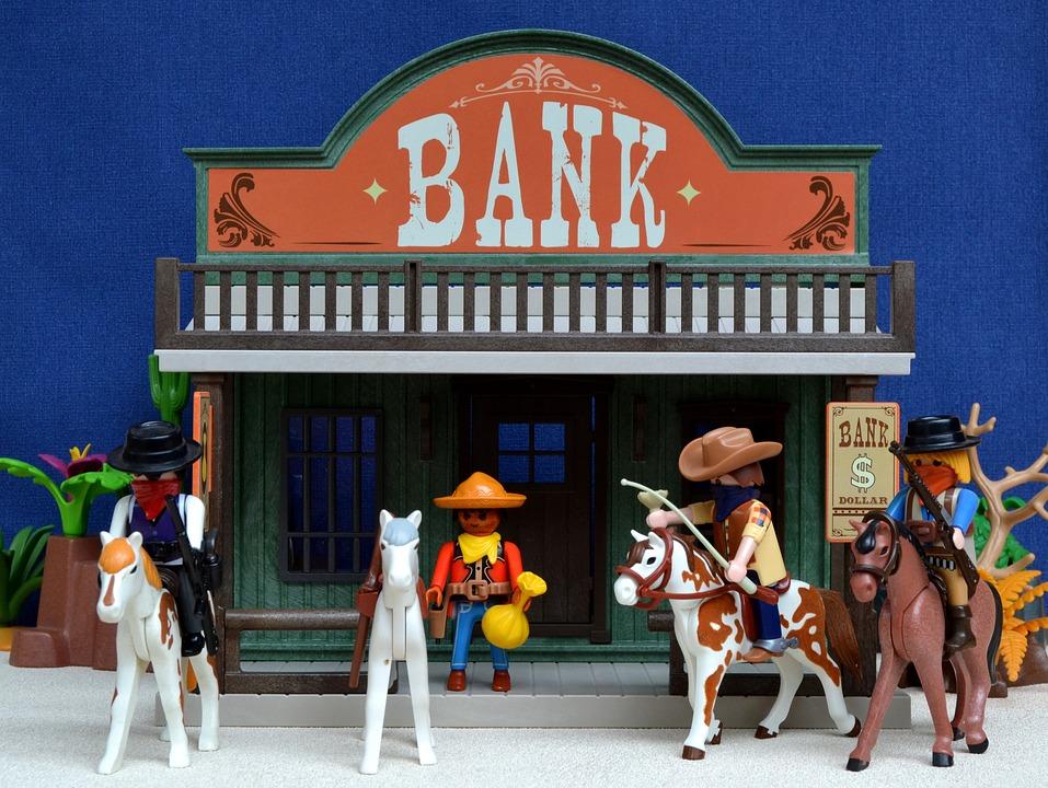 Playmobil Oeste Western