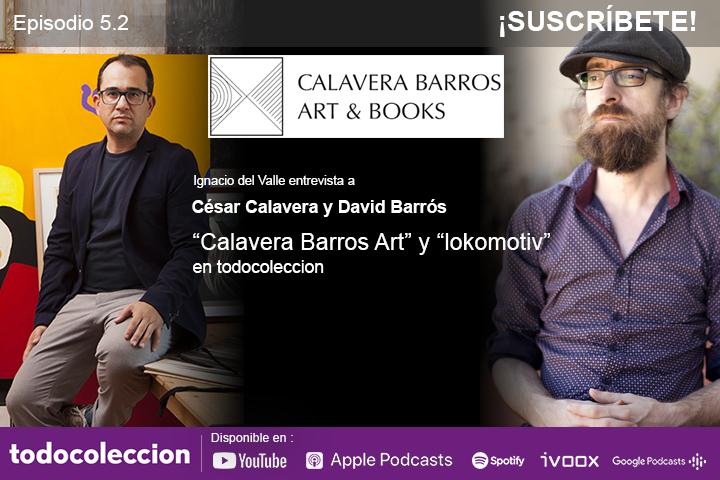 Calavera Barros Art & Books