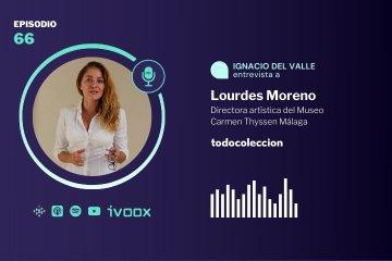 Lourdes Moreno, Directora Artística del Museo Carmen Thyssen Málaga