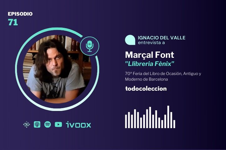 Podcast con Marçal Font