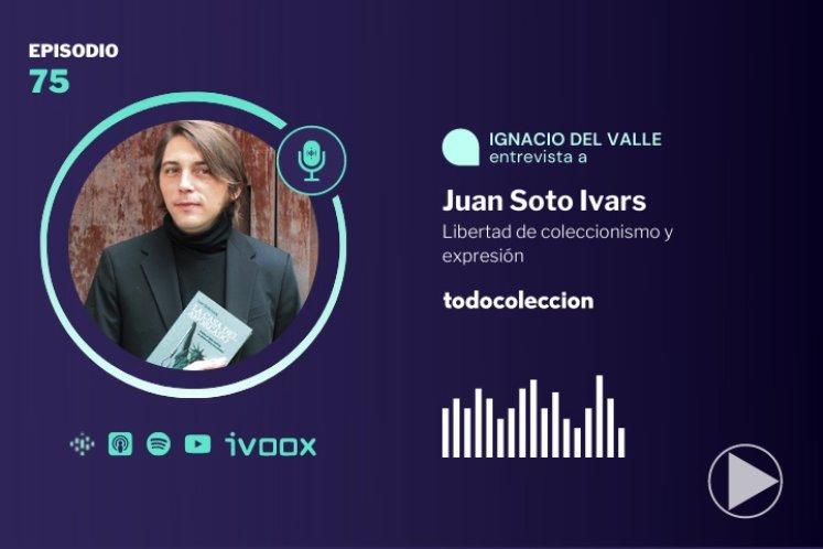 Entrevista al escritor Juan Soto Ivars