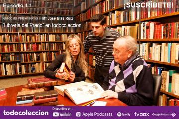 Podcast de Librería del Prado