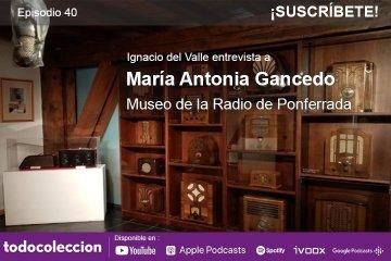 Podcast Museo de la Radio de Ponferrada