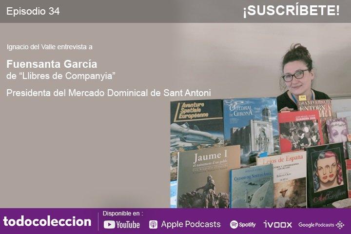 Podcast todocoleccion, Llibres de Companyia