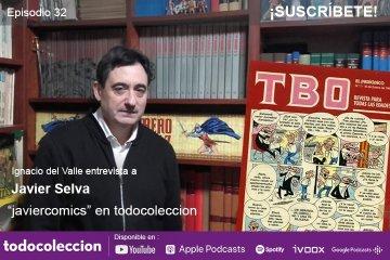 Podcast todocoleccion - javiercomics