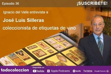 Podcast todocoleccion: José Luis Silleras